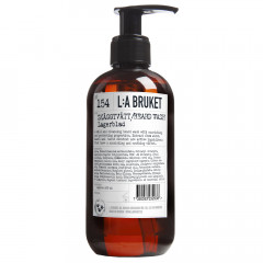 L:A BRUKET No.154 Beard Wash Laurel Leaf 200 ml