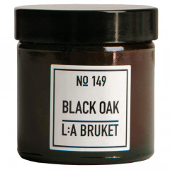 L:A BRUKET No.149 Scented Candles Black Oak 50 g