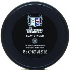 Great British Grooming Clay Styler 75 ml