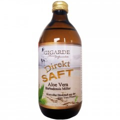 Gigarde Aloe Vera Direktsaft 99,9 % 500 ml
