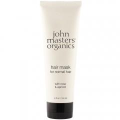 john masters organics Rose & Apricot Hair Mask 148 ml