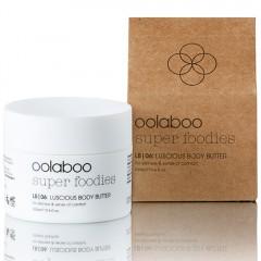 oolaboo SUPER FOODIES LB|06: luscious body butter 100 ml