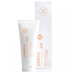 oolaboo SUPER FOODIES SUN TI|06 tan increasing gel SPF 15 100 ml