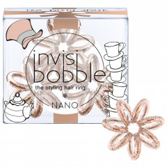 Invisibobble Nano Wonderland Collection Tea Party Spark 3er-Set