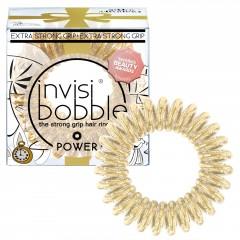 Invisibobble Power Wonderland Collection Golden Adventure 3er-Set