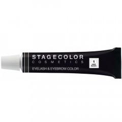 STAGECOLOR Eyelash & Eyebrow Color Deep Black 15 ml