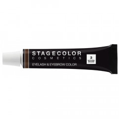 STAGECOLOR Eyelash & Eyebrow Color Natural Brown 15 ml