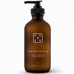 Sober After Shave Body Lotion 240 ml