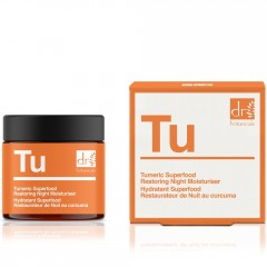 Dr. Botanicals Tu Restoring Night Moisturiser 50 ml