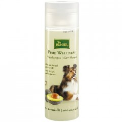 HUNTER Pure Wellness Pflegeshampoo mit Avocadoöl 200 ml