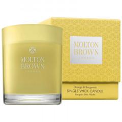 Molton Brown Orange & Bergamot Single Wick Candle