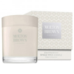 Molton Brown Coco & Sandelwood Single Wick Candle