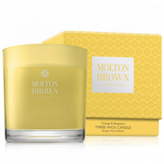 Molton Brown Orange & Bergamot Three Wick Candle