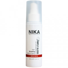 NIKA Simply Gloss Brown 100 ml