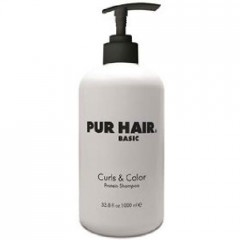 PUR HAIR Basic Protein Shampoo 1000 ml