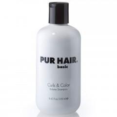 PUR HAIR Basic Volumen Shampoo 250 ml