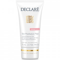 Declare Stress Balance Skin Meditation Mask 75 ml