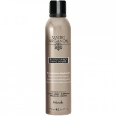Nook Magic Argan Restructuring Fixing Mousse 250 ml