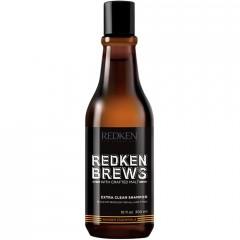Redken Brews Extra Clean Shampoo 300 ml