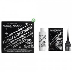 Manic Panic Flash Lightning Bleach Kit 30 Vol