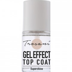 Trosani Gel Effect Top Coat 15 ml
