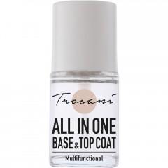 Trosani All in One Base & Top Coat 15 ml