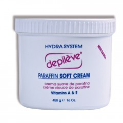depileve Paraffin Soft Cream 450 ml