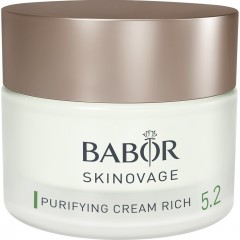 BABOR SKINOVAGE Purifying Cream Rich 50 ml