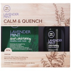 Paul Mitchell Tea Tree Collection Lavender Mint Take Home Kit