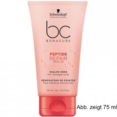 Schwarzkopf BC Bonacure Peptide Repair Rescue Sealed Ends 150 ml