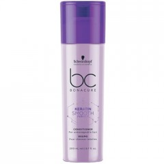 Schwarzkopf BC Bonacure Keratin Smooth Perfect Conditioner 200 ml
