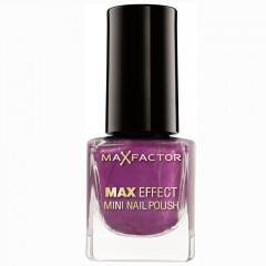 Max Factor Max Effect Mini Nail Polish Diva Pink 4,5 ml