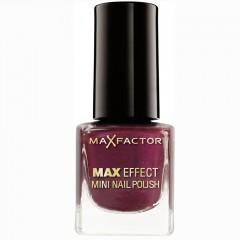 Max Factor Max Effect Mini Nail Polish Deep Mauve 4,5 ml