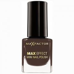 Max Factor Max Effect Mini Nail Polish Coffee Brown 4,5 ml