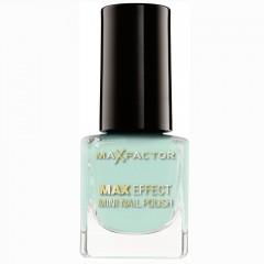 Max Factor Max Effect Mini Nail Polish Cool Jade 4,5 ml