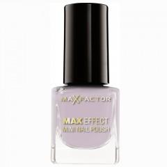 Max Factor Max Effect Mini Nail Polish Chilled Lilac 4,5 ml