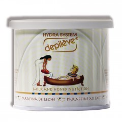 depileve Milk & Honey Facial Paraffin 450 ml