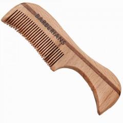 Barberians Bartkamm Holz