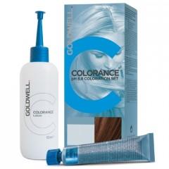 Goldwell Colorance pH 6,8 Tönungsset 5/B Goldbraun