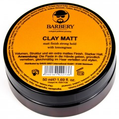 Barbery Clay Matt Paste 50 ml