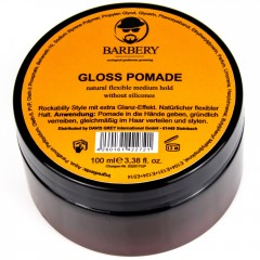 Barbery Gloss Pomade Pudding 100 ml