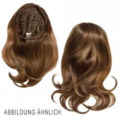 Balmain Half Wig Memory Hair Amsterdam 9.10 A Omré 45 cm