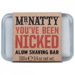 Mr. Natty You've Been Nicked Alum Bar 100 g