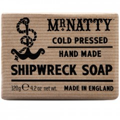 Mr. Natty Shipwreck Soap 120 g