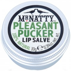Mr. Natty Pleasant Pucker Lip Salve 10 g
