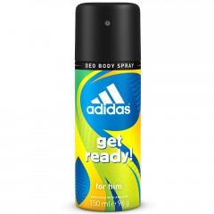 adidas get ready! for him Deo Body Spray 150 ml