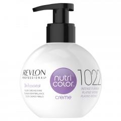 Revlon Nutri Color Cream 1022  Intensive Platinum 270 ml