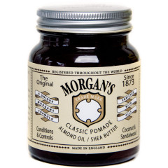 Morgan's Classic Pomade Almond Oil/Shea Butter 100 g