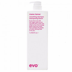 evo Mane Tamer Smoothing Shampoo 1000 ml