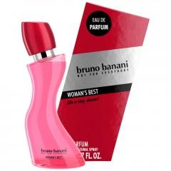 bruno banani Womans Best EdP Natural Spray 20 ml